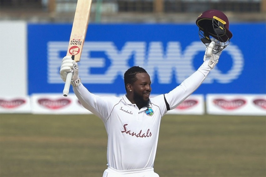 BAN Vs WI, 1st Test: Kyle Mayers Double Century Stuns Bangladesh As West Indies Chase Down 395