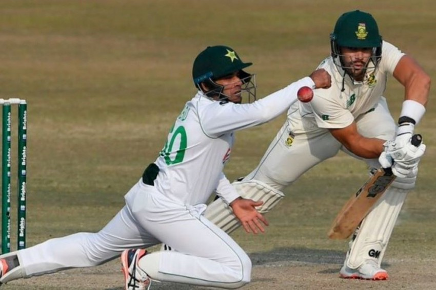 PAK Vs SA, 2nd Test, Day 4: Chasing 370 To Win, South Africa Reach 127/1 - Highlights