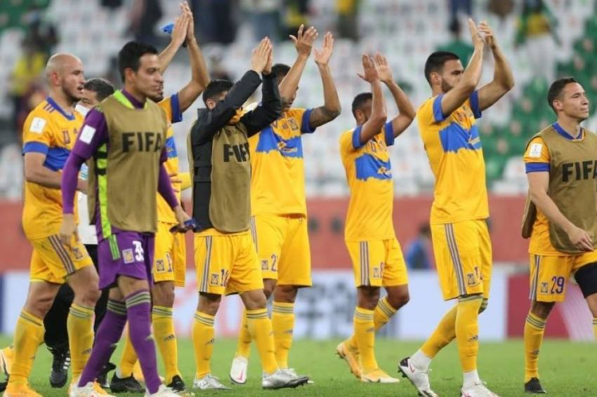 Tigres Through To Club World Cup Final As Mexican Giants Beat Palmeiras Thanks To Gignac Penalty