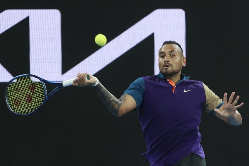 Australian Open, Men's Singles Day 1 Wrap: Novak Djokovic, Nick Kyrgios War Of Words Continues; Gael Monfils Crashes Out