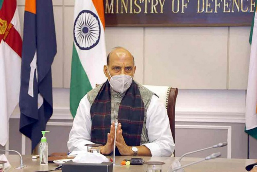 Army Successfully Restricted Pakistan's Mischief To The Border: Rajnath Singh