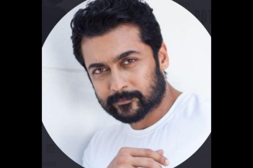 South Actor Suriya Tests Postive For Covid-19