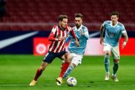Atletico Madrid 2-2 Celta Vigo: Luis Suarez Double Not Enough For Diego Simeone's Side