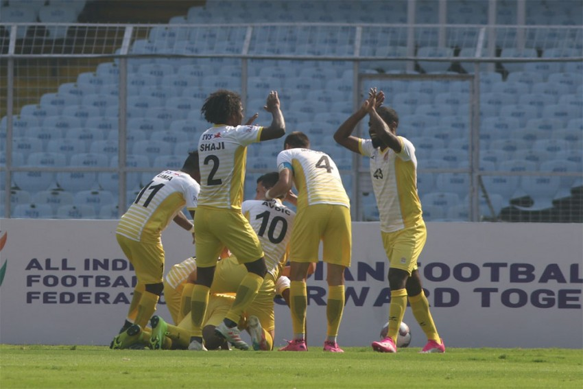 I-League: Clinical Chennai City Beat NEROCA 2-1, Jump To Top Half Of Table