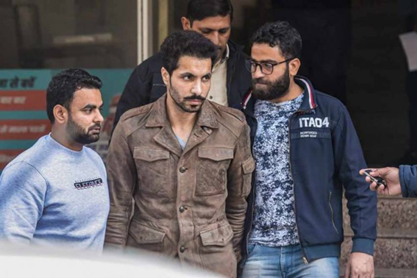 Farmers' Protests: Actor Deep Sidhu Remanded In Seven-Day Police Custody