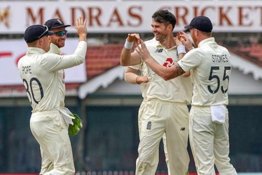 IND Vs ENG: Reverse Swing Was Huge For Us, Says England's Chennai Test's Hero James Anderson
