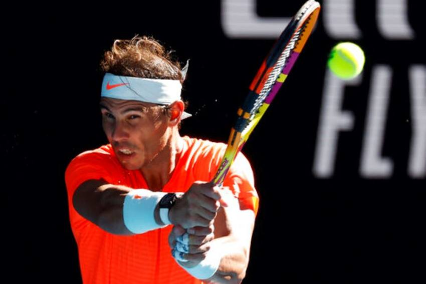 Australian Open: Record-chasing Rafael Nadal Allays Fitness Concerns With First-Round Win