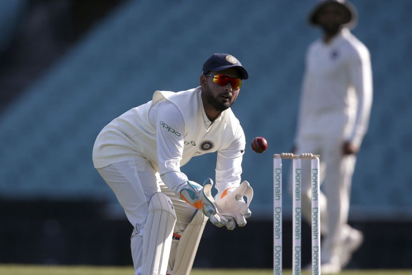 Rishabh Pant Has To Have Basic Correct Technique In Wicket-keeping, Which Is Not There: Syed Kirmani