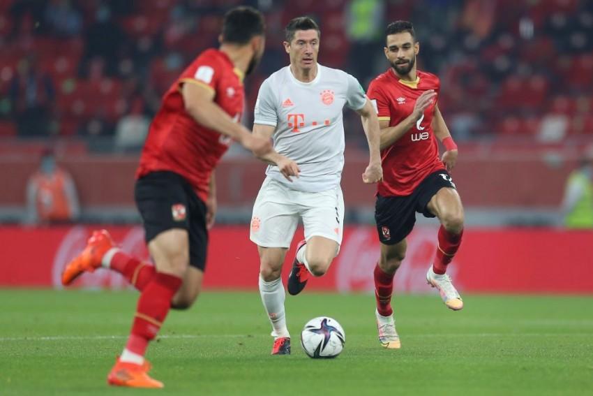 Al Ahly 0-2 Bayern Munich: Robert Lewandowski Fires Hansi Flick's Men Into Another Final