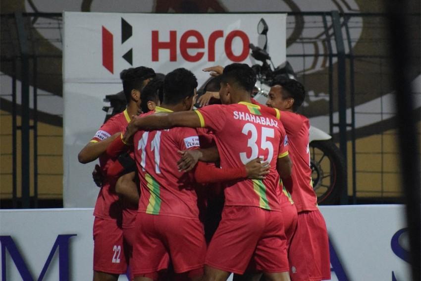 I-League: Komron Tursunov Strike Helps TRAU Beat Aizawl FC In North East Derby