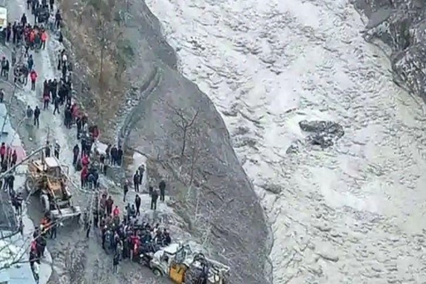 What Is Glacial Lake Burst Flood That Wreaked Havoc In Uttarakhand
