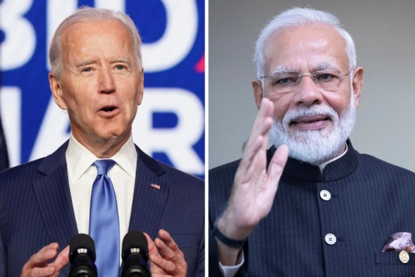 Committed To Rules-Based Order, Says PM Narendra Modi After Talking To Joe Biden