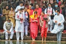 Priyanka Gandhi Reaches Assam; Starts 2-Day Trip With Visit To Kamakhya Temple