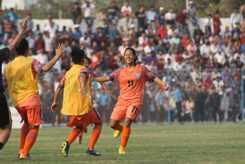 Odisha To Host Indian Women's Football League This Year
