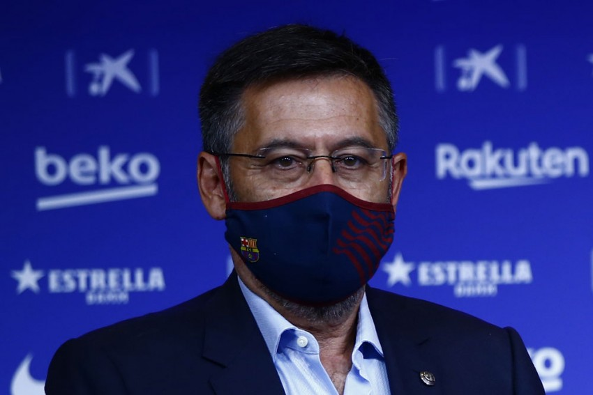 Barcagate: Former Barcelona President Josep Maria Bartomeu Arrested - Reports