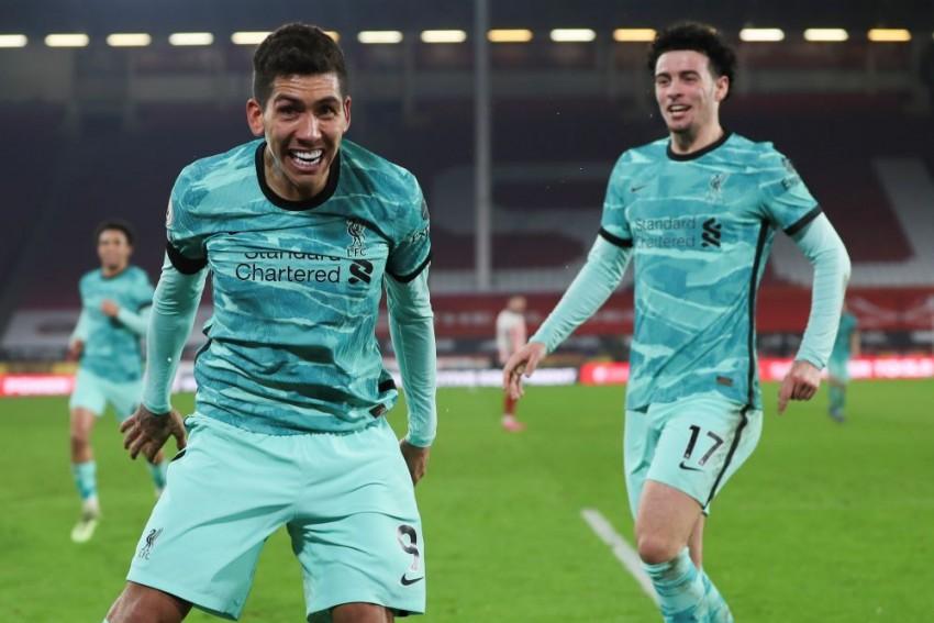 Sheffield United 0-2 Liverpool: Curtis Jones Strikes As Reds End Four-game Premier League Losing Streak