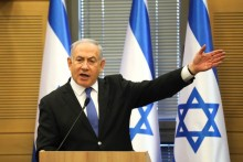 Netanyahu Accuses Iran Of Attacking Israeli-Owned Cargo Ship In Gulf Of Oman