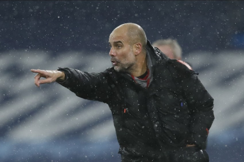 Pep Guardiola Dismisses Manchester City's Best In Europe Tag
