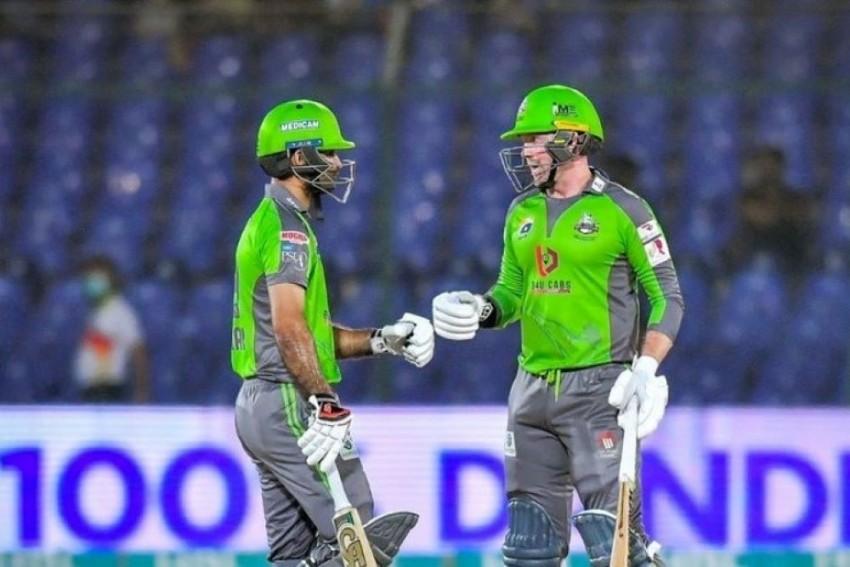 PSL 2021: Shaheen Afridi, David Wiese Lead Lahore Qalandars To Win Against Karachi Kings