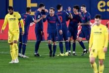 Villarreal 0-2 Atletico Madrid: Diego Simeone's Side Revive La Liga Title Bid