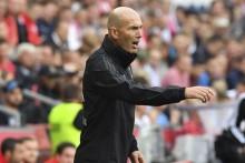 Real Madrid Coach Zinedine Zidane Adamant Atletico Can Be Caught In La Liga Title Race
