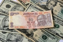 Rupee Lowers 8 Paise; Settles At 73.55 Against US Dollar