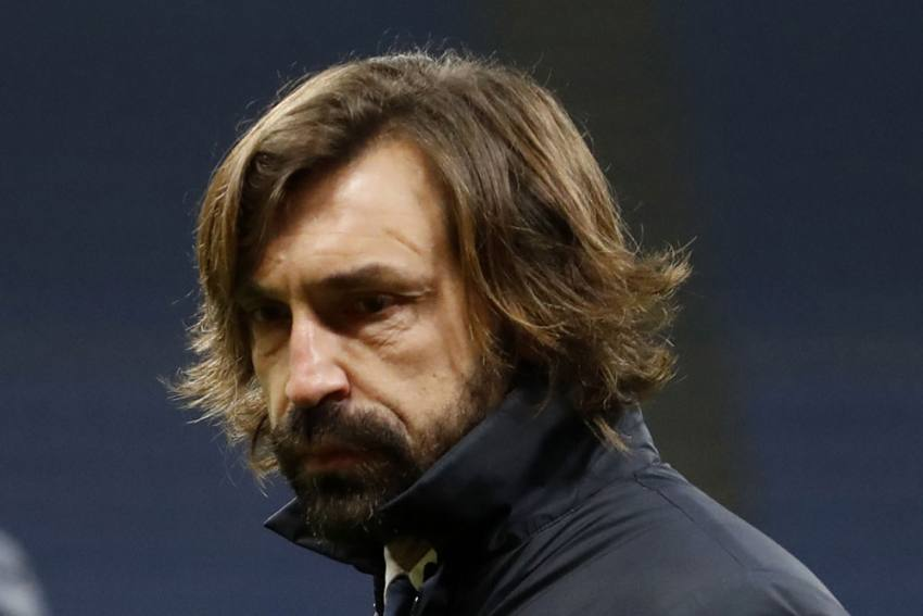 Andrea Pirlo 'Absolutely Calm' Over Juve Future After Champions League Exit, Defends Cristiano Ronaldo
