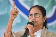 Posters Projecting Mamata Banerjee As 'Outsider' Surface In West Bengal's Nandigram