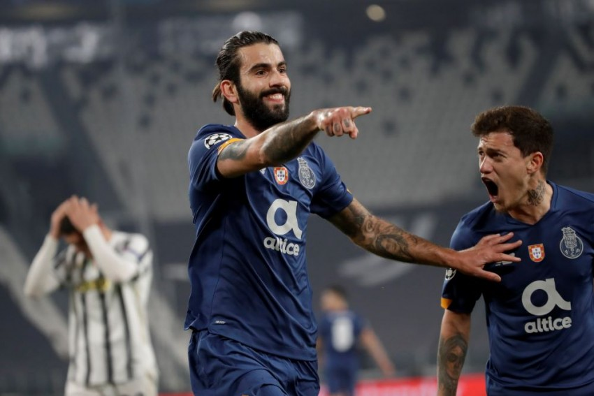 Champions League: Juventus 3-2 Porto (AET, 4-4 Agg): Sergio Oliveira Double Clinches Away Goals Win