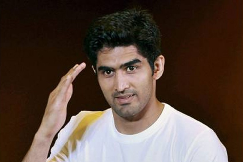 Vijender Singh's Pro Bout Tickets Go On Sale Online From Saturday