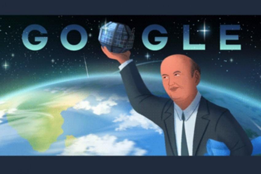 Google Doodle Remembers 'India's Satellite Man' Udupi Ramachandra Rao On His Birth Anniversary