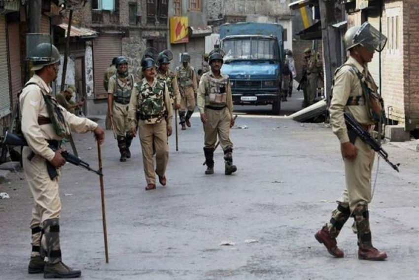J-K Police Say Gani Khawaja's Killing In Encounter A Huge Success