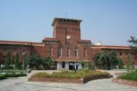 DU Teachers Allege Non-Payment Of Salaries, Go On Strike