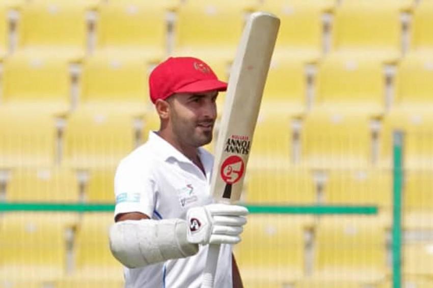 AFG Vs ZIM, 2nd Test, Day 2: Hashmatullah Shahidi Hits Double Ton, Afghanistan Lead By 495 Runs - Highlights