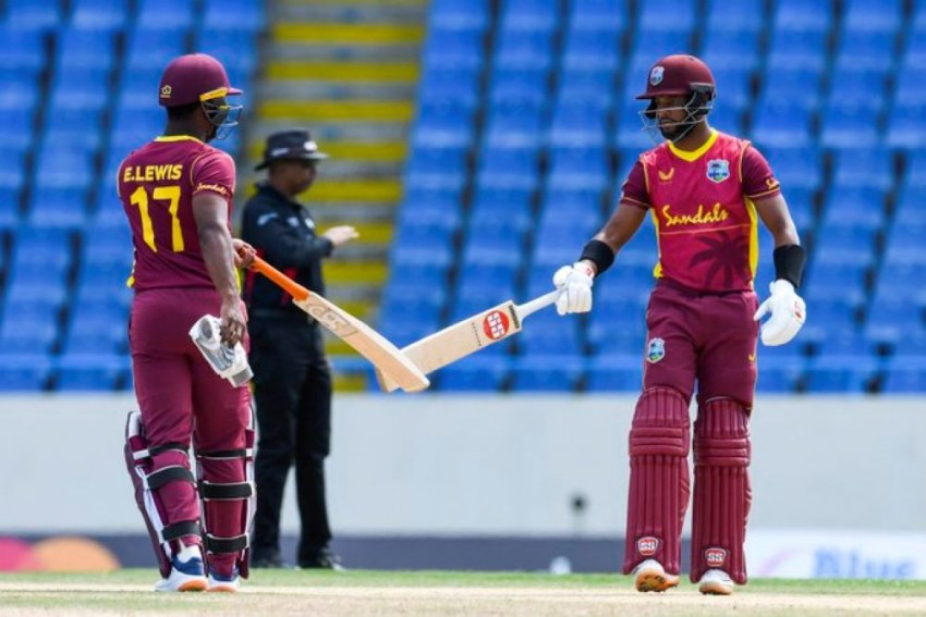 Shai Hope's Century Helps West Indies Beat Sri Lanka By 8 Wickets In 1st ODI