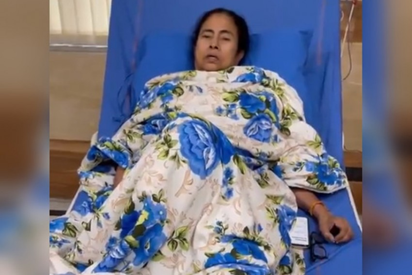 'Might Have To Campaign On A Wheelchair,' Says Mamata From Hospital Bed