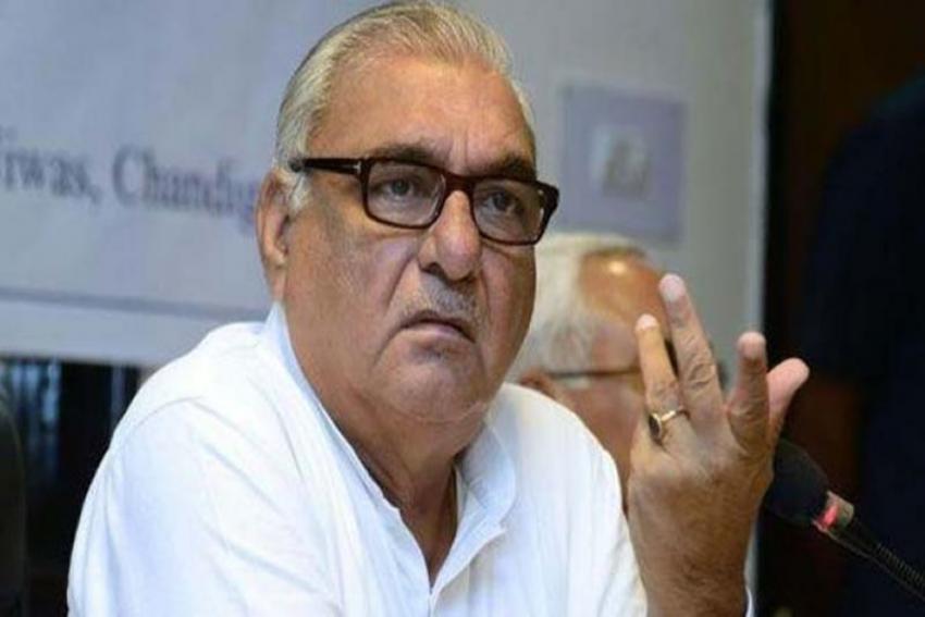 Khattar Govt Has Fallen In The Eyes Of People, Says Bhupinder Singh Hooda
