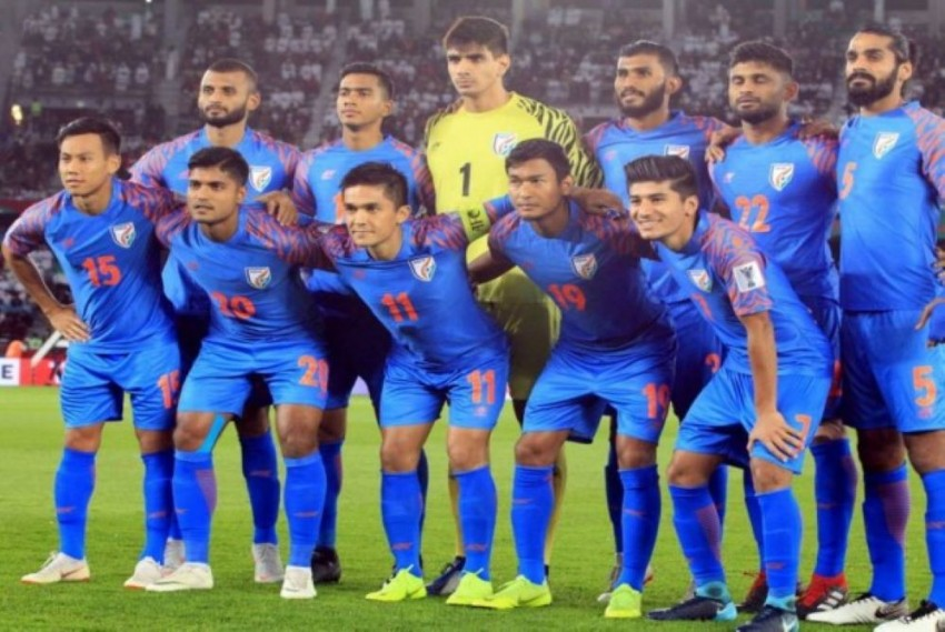 India's Remaining FIFA World Cup qualifiers To Be Held In Qatar