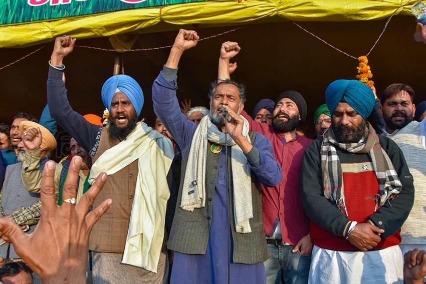 Samyukta Kisan Morcha Issues Letter Urging Bengal Farmers Not To Vote For BJP