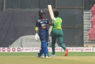 Punam Raut Hits Successive Fifty As India Post 248/5 In 3rd Women's ODI Against SA