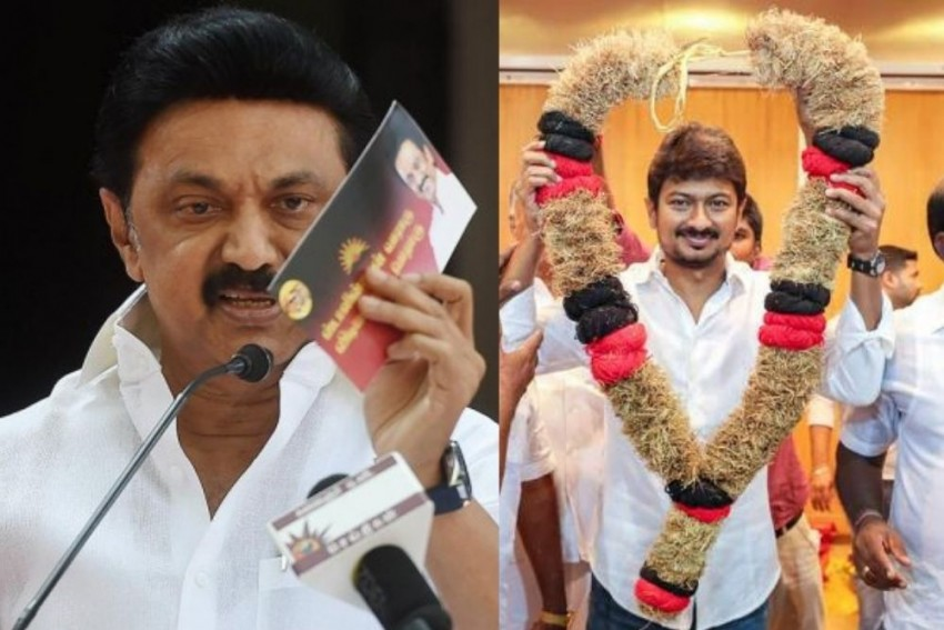 Another Son Rises In DMK As Udhayanidhi Stalin Is Fielded From Chennai
