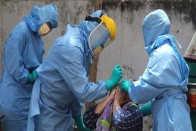 Highest Spike In Covid-19 Cases In 78 Days, India Records 23,285 New Infections