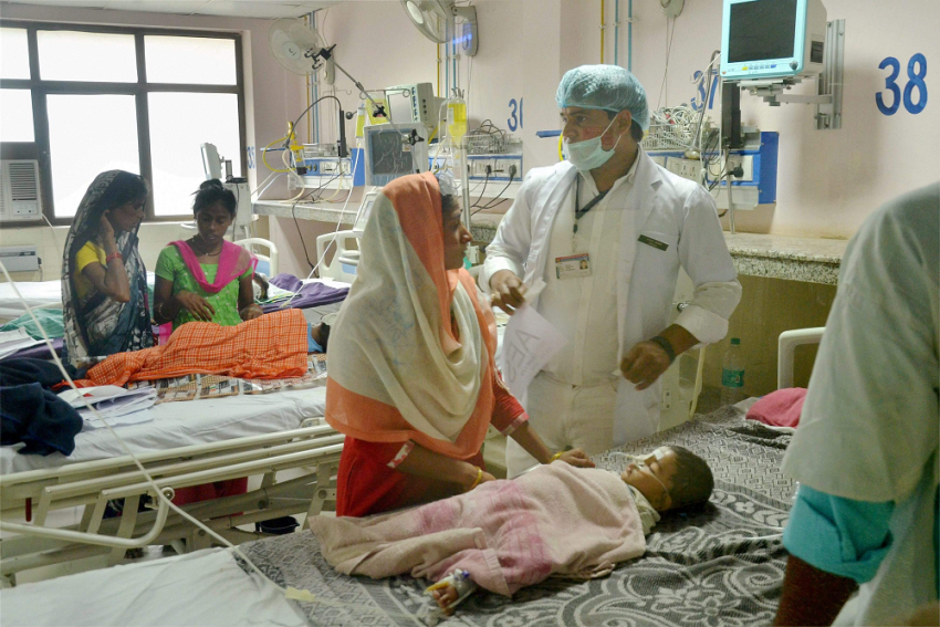 Bihar 'Almost' Fulfils WHO's Doctor-Population Ration, Has 1,19,000 Doctors For 12 crore Population: Health Minister