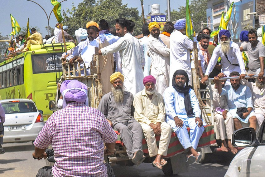 Farmers In For Long Haul, Plan To Intensify Protests, Call For Bharat Bandh On March 26
