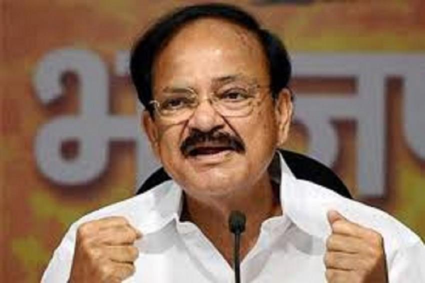 'Discuss, Debate And Decide' Is Democracy's Mantra: Venkaiah Naidu To RS members