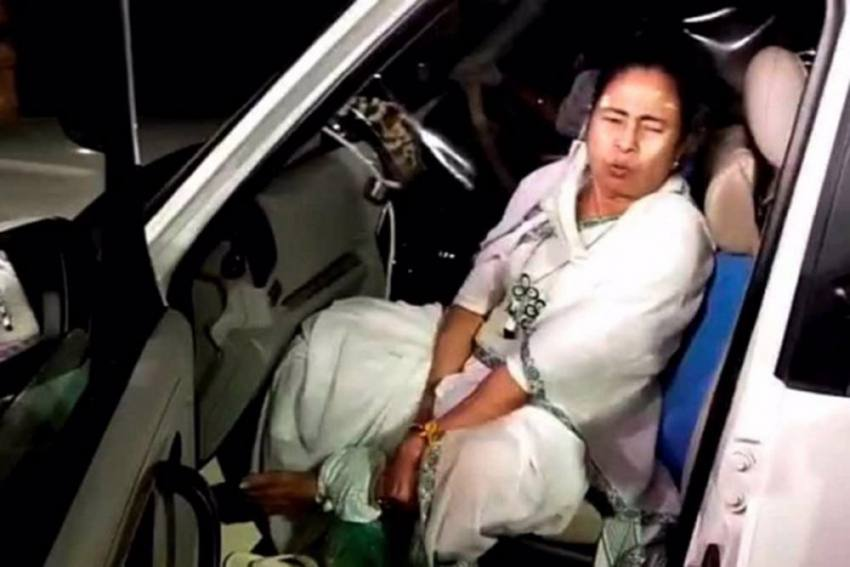 Mamata Injury: ECI Finds Bengal Govt Report Of 'Attack' Sketchy, Asks Chief Secy For Details
