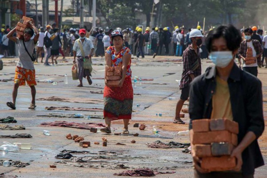 Geopolitical Interests Let Down The Besieged People Of Coup-Crippled Myanmar