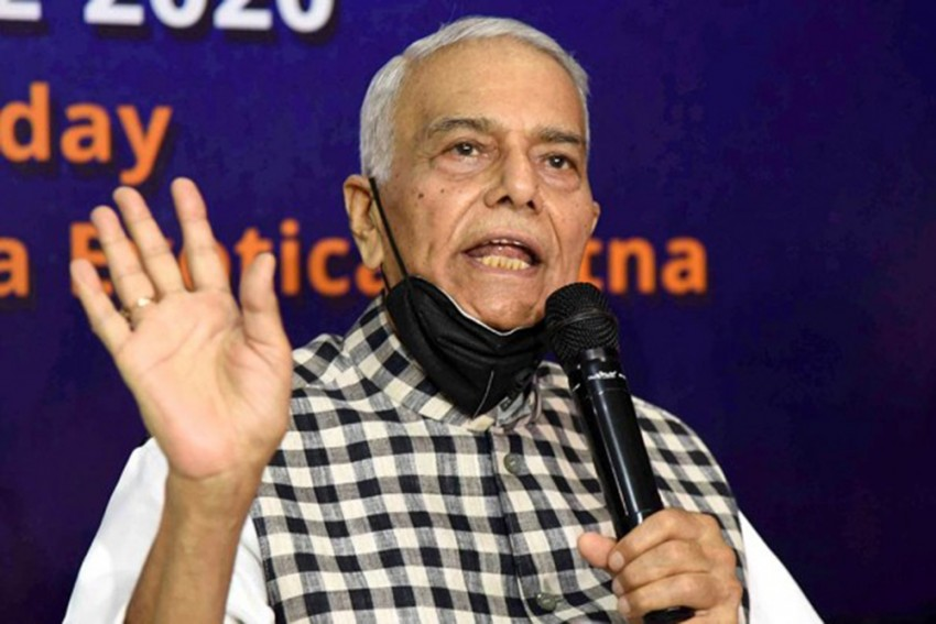 Attack On Mamata Convinced Me To Join TMC: Ex-BJP Leader Yashwant Sinha