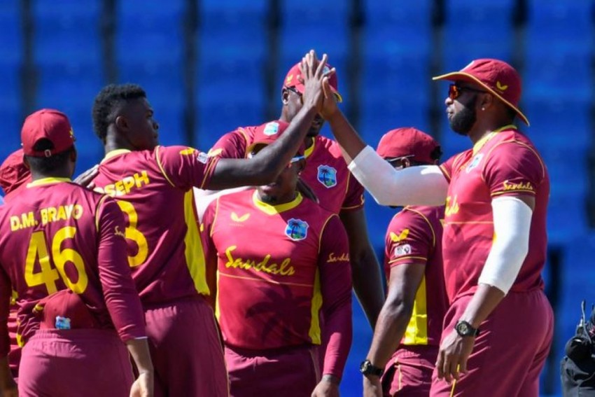 Evin Lewis Century Helps West Indies Beat Sri Lanka By 5 Wickets, Clinch ODI Series