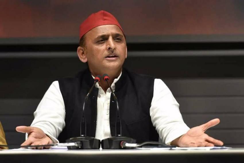 Akhilesh Yadav Alleges False Cases Being Registered Against Leaders